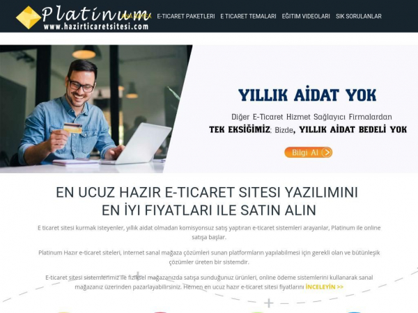 hazirticaretsitesi.com