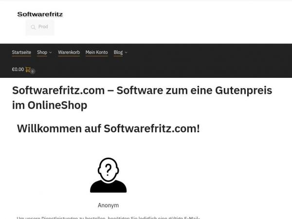 softwarefritz.com